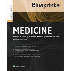 Blueprints Medicine, 6th Edition 2016 تمام رنگی