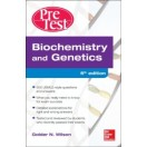 Biochemistry and Genetics: Pretest Self-Assessment and Review, 5th Edition