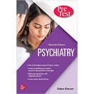 Psychiatry PreTest Self-Assessment And Review, 15th Edition