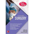 Surgery PreTest Self-Assessment and Review, Fourteenth Edition 14th Edition