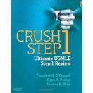 Crush Step 1: The Ultimate USMLE Step 1 Review, 1e 2014