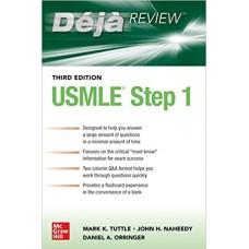 Deja Review USMLE Step 1 3e 3rd Edition