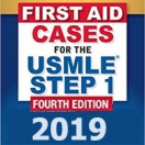 First Aid Cases for the USMLE Step 1, Fourth Edition 4th Edition 2019 تمام رنگی
