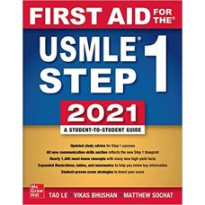 First Aid for the USMLE Step 1 2021 تمام رنگی