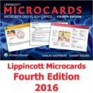 Lippincott Microcards: Microbiology Flash Cards Fourth Edition 2016