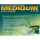 MediQuik Drug Cards: MediQuik, 19th Edition