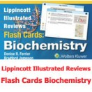 Lippincott Illustrated Reviews Flash Cards: Biochemistry 2014