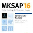 MKSAP 16 - Cardiovascular Medicine