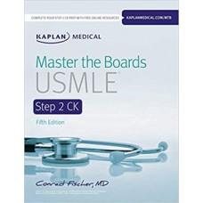 کتاب مستردبورد Master the Boards USMLE Step 2 CK , Fifth edition 2019 تمام رنگی