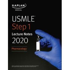 USMLE Step 1 Lecture Notes 2020: Pharmacology فارماکولوژی کاپلان-تمام رنگی