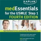 کتاب medEssentials for the USMLE Step 1 - High Yeild Review 2012