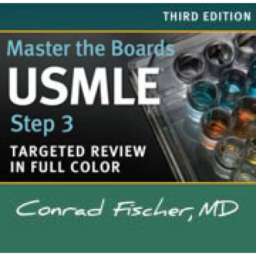 Master the Boards: USMLE Step 2 CK by Conrad Fischer (2015, Paperback)