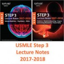 کتابهای کاپلان USMLE Step 3 Lecture Notes 2017-2018