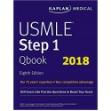 USMLE Step 1 Qbook KAPLAN 8th Edition 2018 کتاب تست کاپلان