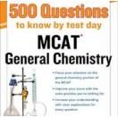 کتاب MCAT General Chemistry Questions