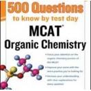 کتاب MCAT Organic Chemistry Questions