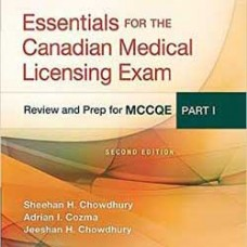 Essentials for the Canadian Medical Licensing Exam - MCCQE1 2017