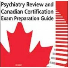 کتاب Psychiatry Review and Canadian Certification