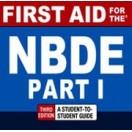 کتاب First Aid NBDE Part 1,Third Edition 2012