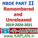 سوالات اصلی آزمون NBDE PART 2 2020-2021