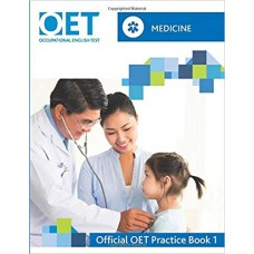 OET Medicine: Official OET Practice Book 1