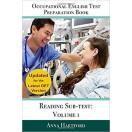 OET Preparation Book: Reading Sub-Test, Volume 1