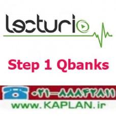 بانک سوالات Lecturio QBank STEP 1