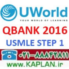 بانک سوالات USMLEWORLD STEP 1 2016