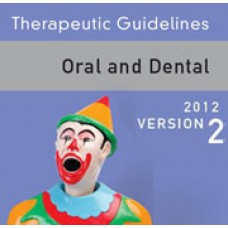 گایدلاین استرالیا Therapeutic Guidelines - Oral and Dental 2012