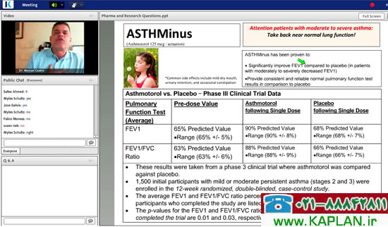 دوره حل تست Pharma Ad and Research Abstract